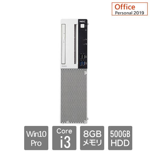 NEC Mate PC-MRL36LZ6ACS6 [ML(Ci3 8GB 500 マルチ Per19 Win10P 1Y)]