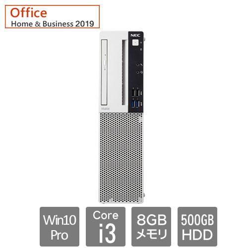 NEC Mate PC-MRL36LZ7ACS6 [ML(Ci3 8GB 500 マルチ H&B19 Win10P 1Y)]