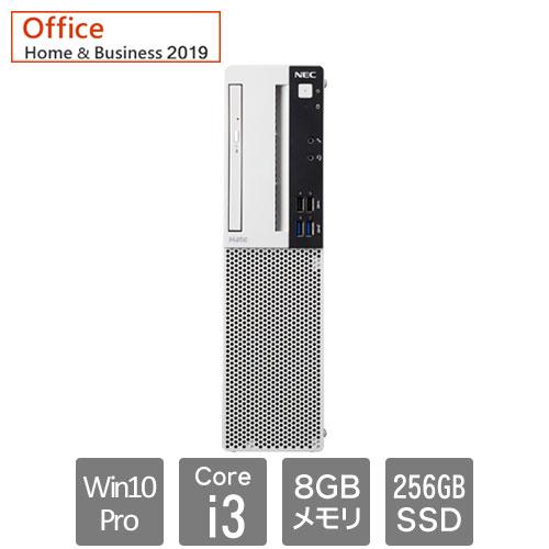 NEC Mate PC-MRL36LZ7ACZ6 [ML(Core i3 8GB SSD256GB Win10Pro64 マルチ H&B2019 1Y)]