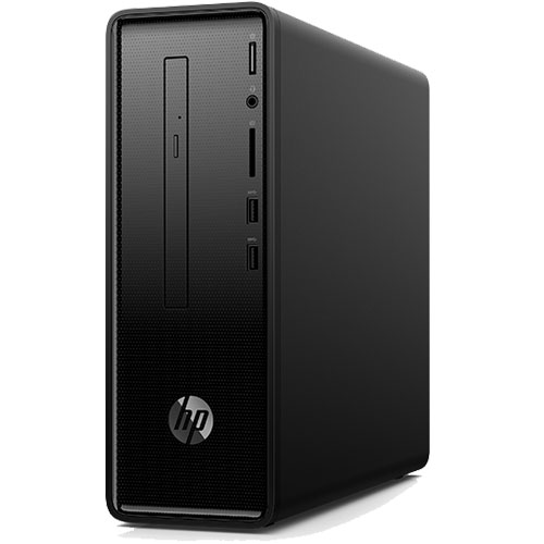 HP ★お得な21.5型液晶セット★6DW24AA-AABX [HP Slim 290-p0000 G1モデル(i5 8GB 1TB DVDライター W10H64)]