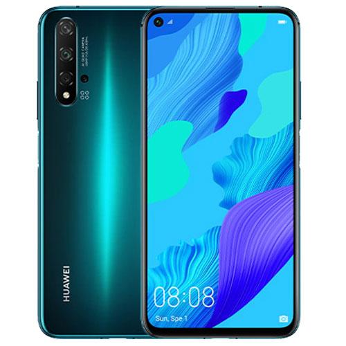 ファーウェイ(Huawei) ★限定特価★Nova5T/CrushGreen(Yale-L61D) [HUAWEI Nova 5T/Crush Green]