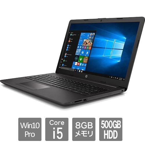 HP 6UP89PA♯ABJ [HP 250 G7(i5-8265U 15.6HD 8GB 500GB W10Pc)]