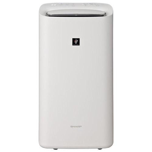 シャープ KI-LD50-W [プラズマクラスター除加湿空気清浄機 ホワイト系]