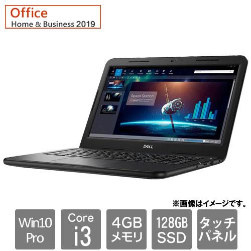 Dell NBLA084-A21H95 [Latitude 3310 (Core i3 4GB SSD128GB Win10Pro64 13.3FHDタッチ H&B2019 5Y)]