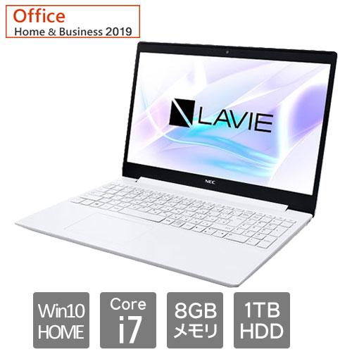 NEC PC-SN186JFDF-B [LAVIE Smart NS(Corei7-8565U 15.6FHD 1TB+Optane Win10 H&B2019 WH)]