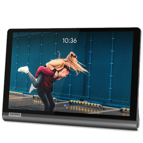 レノボ・ジャパン ZA3V0031JP [Lenovo Yoga Smart Tab(Snapdragon439 3GB 32GB 10.1 防水 防塵 And9 アイアングレー)]