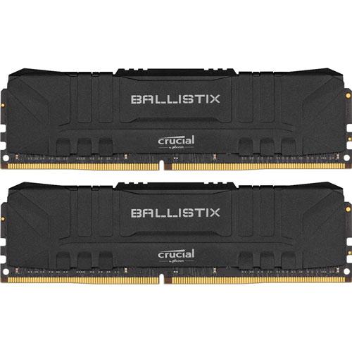 クルーシャル BL2K16G36C16U4B [Ballistix 32GB Kit (16GBx2) DDR4 3600MT/s (PC4-28800) CL16]