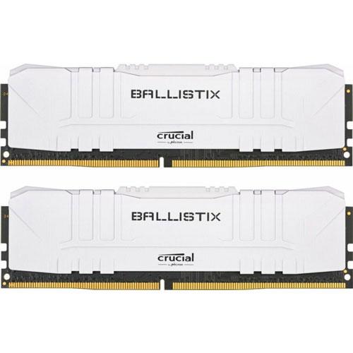 クルーシャル BL2K8G36C16U4W [Ballistix 16GB Kit (8GBx2) DDR4 3600MT/s (PC4-28800) CL16 UDIMM 288pin White]