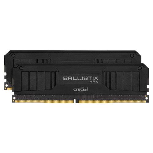 クルーシャル BLM2K16G44C19U4B [Ballistix MAX 32GB Kit (16GBx2) DDR4 4400MT/s (PC4-35200) CL19 UDIMM 288pin Black]