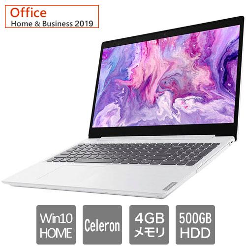 Lenovo ideapad 81Y3009RJP [Lenovo IdeaPad L350 (Celeron 4GB HDD500GB Win10Home 15.6HD SM H&B2019)]
