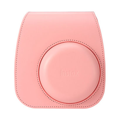 instax mini 11 カメラケース ピンク