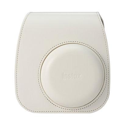 instax mini 11 カメラケース ホワイト
