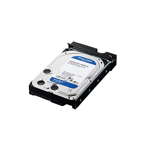 エレコム ELD-SD24B010BL [ELD-2Bシリーズ・ELD-4Bシリーズ用スペアドライブ/1TB]