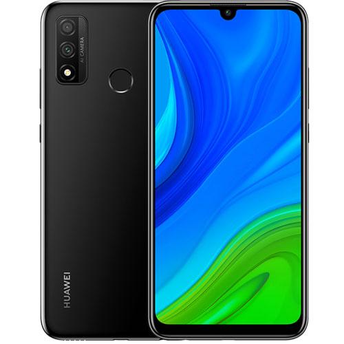 ファーウェイ(Huawei) POT-LX2J/Midnight Black [nova lite 3+ ミッドナイトブラック(kirin710 4GB 128GB 6.21 And9)]