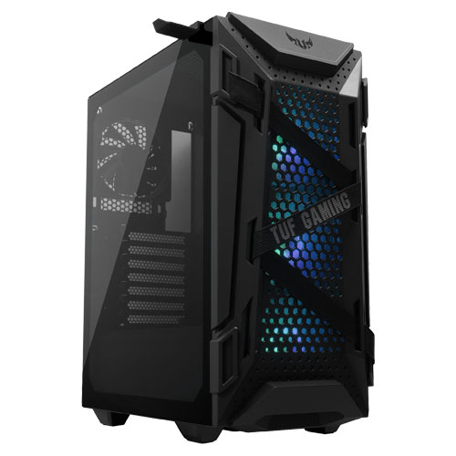 ASUS TUF Gaming GT301 Case [ATXミドルタワーケース]