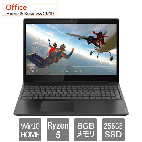 81LW00JAJP [ideapad L340(FHD R5 3500U 8G 256GB Win10H Black Office H&B)]
