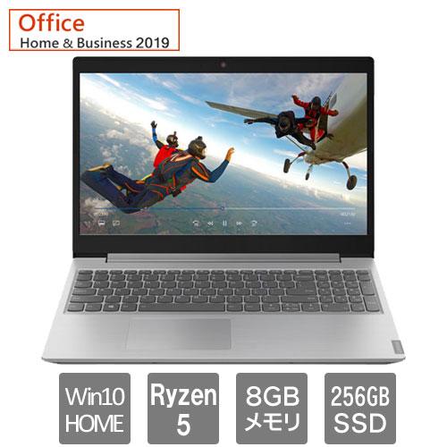 81LW00J9JP [ideapad L340(FHD R5 3500U 8G 256GB Win10H Grey Office H&B)]