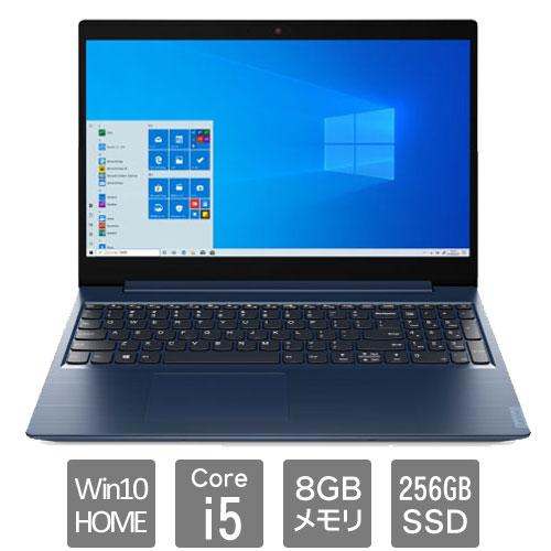 レノボ・ジャパン 81Y300KAJP [ideapad L350(i5-10210U 8GB  SSD256GB 15.6FHD 720p W10H Blue)]