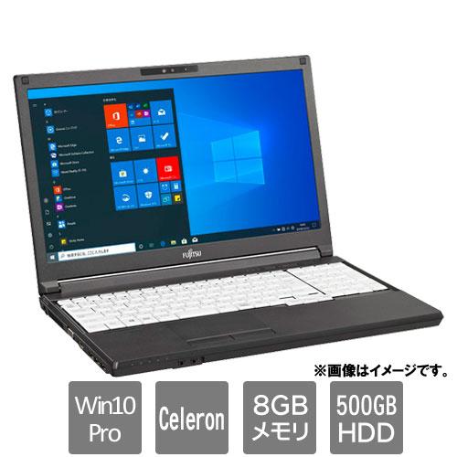 富士通 FMVA8203AX [LIFEBOOK A5510/DX (Celeron 8GB HDD500GB Win10Pro64 15.6HD)]