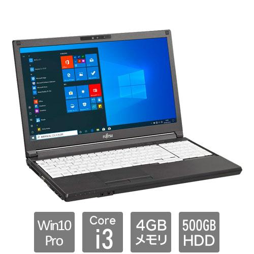 富士通 バリュー LIFEBOOK FMVA8204KP [LIFEBOOK A5510/DX (Core i3 4GB HDD500GB Win10Pro64 15.6HD SM WLAN)]