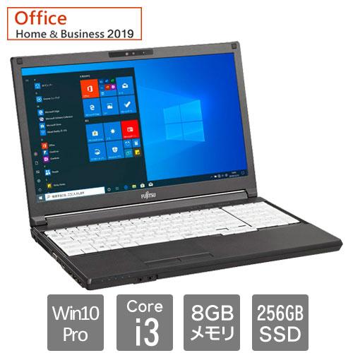 富士通 バリュー LIFEBOOK FMVA8204YP [LIFEBOOK A5510/DX (Core i3 8GB SSD256GB SM 15.6HD Win10Pro64 H&B2019)]