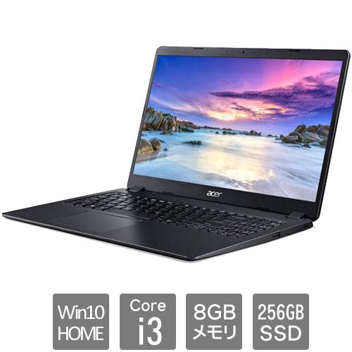エイサー Aspire 3 [A315-56-N38U/K (i3 8GB SSD256GB 15.6FHD Win10H)]