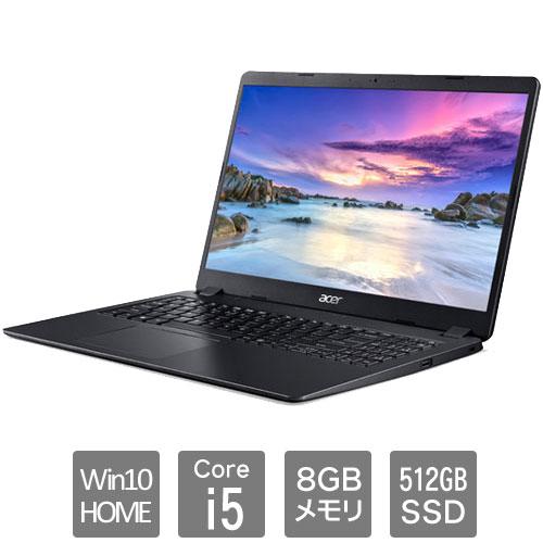 エイサー Aspire 3 [A315-56-N58Y/K (i5 8GB SSD512GB 15.6FHD Win10H)]