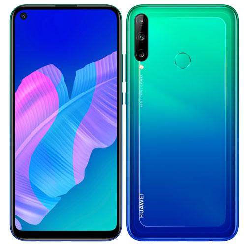 ファーウェイ(Huawei) ART-L29N/Aurora Blue [HUAWEI P40 lite E(SIMフリー オーロラブルー)]