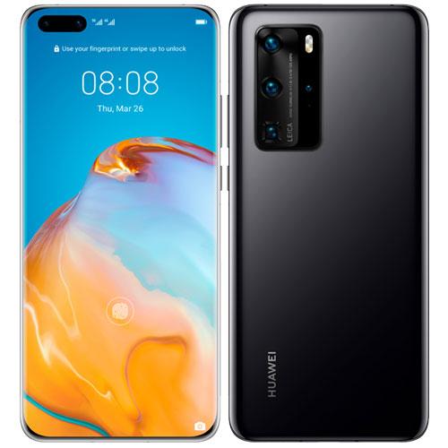 ファーウェイ(Huawei) ELS-NX9/Black [HUAWEI P40 Pro]