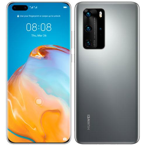 ファーウェイ(Huawei) ELS-NX9/Silver Frost [HUAWEI P40 Pro]