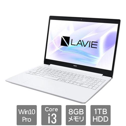 NEC PC-GN212JFGLAGFD1TDA [LAVIE Direct NS (Core i3 8GB HDD1TB BD Win10Pro64 15.6)]