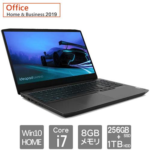 レノボ・ジャパン Lenovo ideapad 81Y40050JP [Lenovo IdeaPad Gaming 350i(i7 8GB 1TB+256GB 15.6 GTX1650 W10H H&B)]