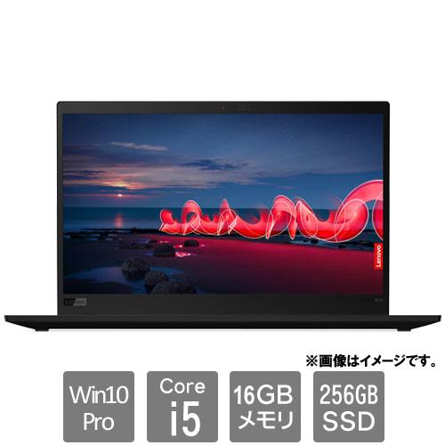 レノボ・ジャパン 20U9003EJP [ThinkPad X1 Carbon(Core i5-10310U 16GB SSD256GB Win10Pro64 14.0WQHD)]