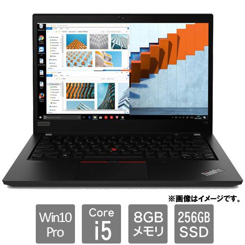 レノボ・ジャパン 20S00002JP [ThinkPad T14 (Core i5-10210U 8GB SSD256GB Win10Pro64 14.0FHD)]