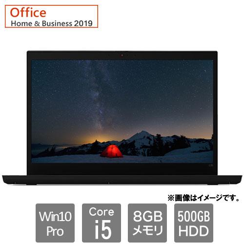 レノボ・ジャパン 20U3001FJP [ThinkPad L15(Core i5-10210U 8GB HDD500GB Win10Pro64 15.6HD H&B2019)]