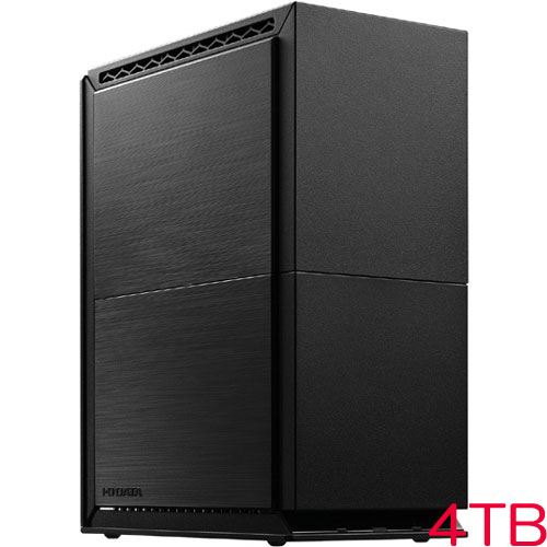 アイオーデータ HDL2-TA HDL2-TA4 [ネットワーク接続ハードディスク(NAS) 2ドライブモデル 4TB]