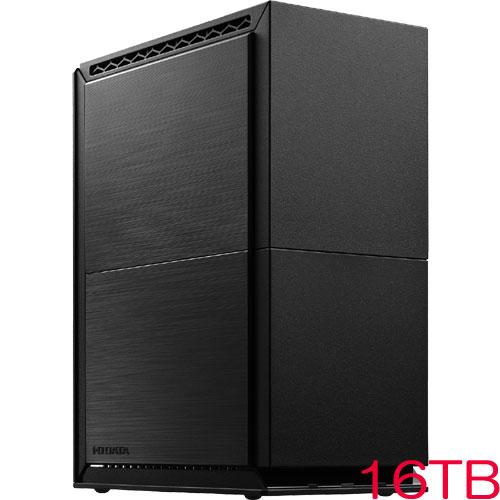 アイオーデータ HDW-UT HDW-UT16 [USB3.2 Gen1/RAID対応外付HDD 16TB]