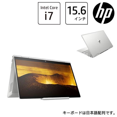 HP 18K50PA-AAAA [HP ENVY x360 15-ed0000 G1 (i7 16GB 512GB ナチュラルシルバー)]