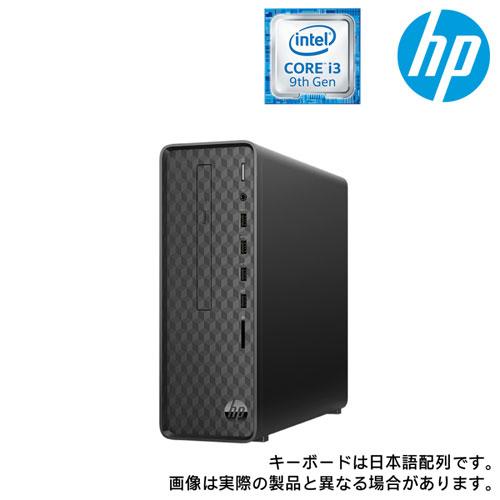 HP 9AQ16AA-AAAA [HP Slim Desktop S01-pF0000 G1(i3 8GB 1TB)]