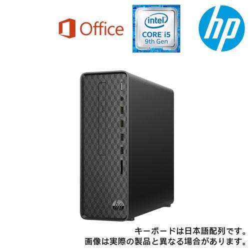 HP 9AQ17AA-AAAB [HP Slim Desktop S01-pF0000 G1(i5 8GB 1TB H&B 2019)]
