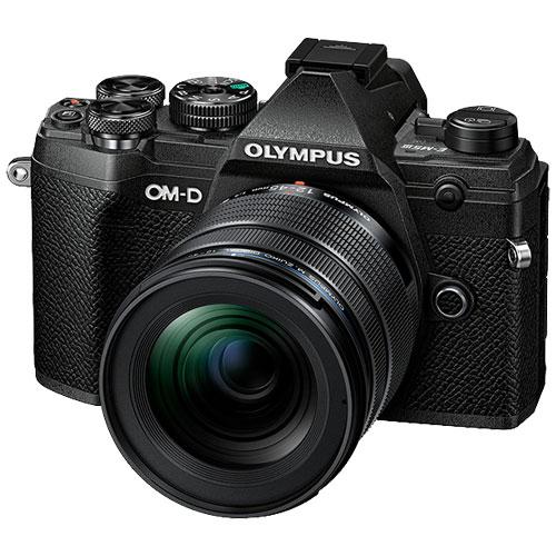 OM-D E-M5 MarkIII 12-45mmキット BLK