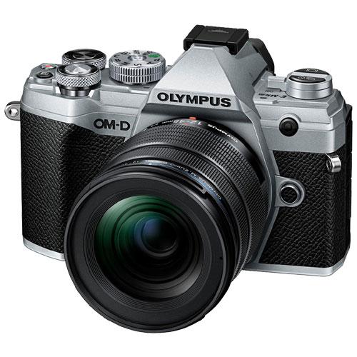 OM-D E-M5 MarkIII 12-45mmキット SLV