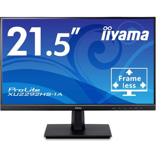 イーヤマ ProLite XU2292HS-B1A [21.5型ワイド液晶ディスプレイ XU2292HS-1A]