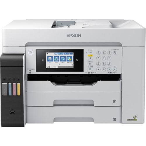 エプソン PX-M6711FT [A3ノビカラーIJ複合機/エコタンク/Wi-Fi/4.3型タッチ]