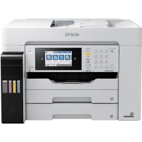 エプソン PX-M6712FT [A3ノビカラーIJ複合機/エコタンク/Wi-Fi/4.3型タッチ]