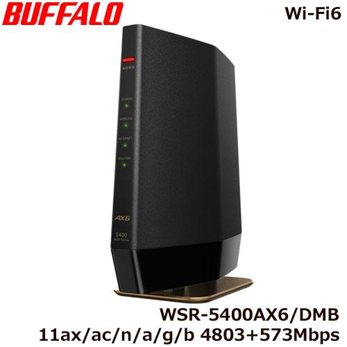 バッファロー WSR-5400AX6/DMB