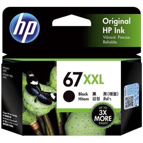 HP 3YM59AA [HP 67XXL インクカートリッジ 黒(増量)]