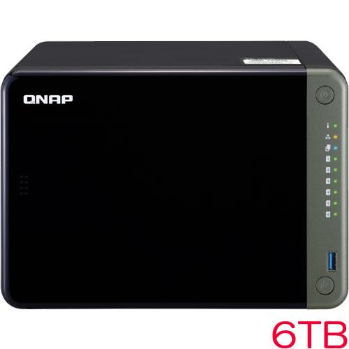 QNAP NAS T653DM106 [TS-653D MD 6TB (1TBx6)]
