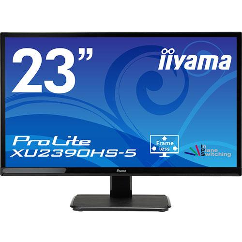 イーヤマ ProLite XU2390HS-B5 [23型ワイド液晶ディスプレイ XU2390HS-5]
