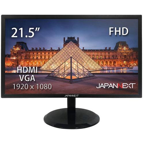 JAPANNEXT JN-V215FHD [75Hz 21.5型 ワイド FHD LED液晶モニター]